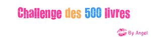 Challenge des 500 livres