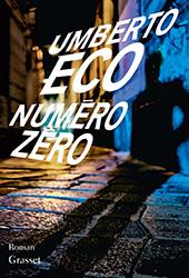 Numéro zéro - Umberto Eco