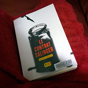 Le contrat Salinger - Adam Langer